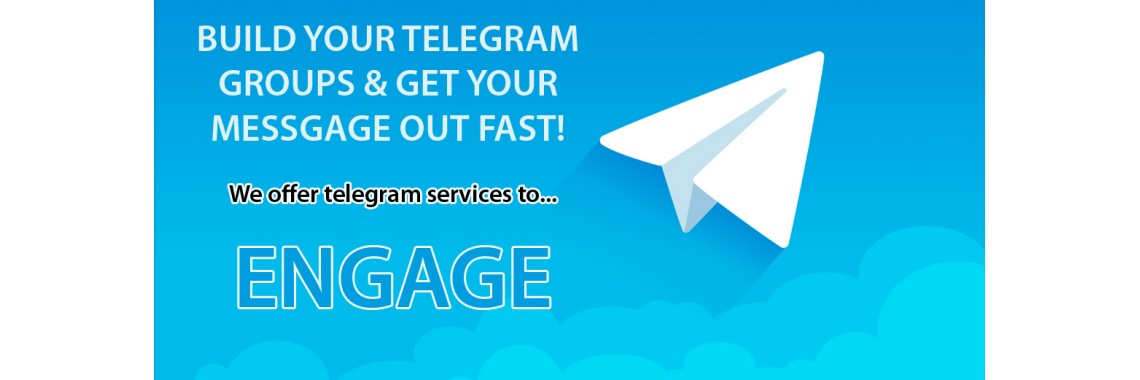 Telegram - Engage Services