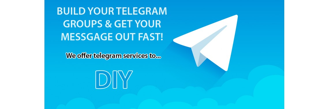 Telegram - DIY Services