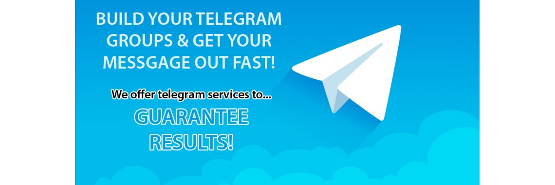 Telegram - Guarantee Results