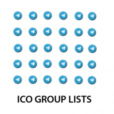 TARGETED LISTS FROM TELEGRAM ICO GROUPS